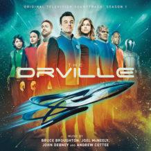 Orville (The) (Season 1) ( Bruce Broughton, Joel McNeely, John Debney…) UnderScorama : Février 2019