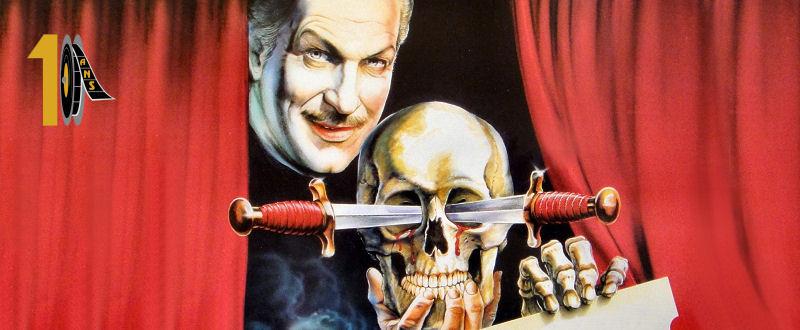 Theater Of Blood (Michael J. Lewis) La vengeance d'un acteur