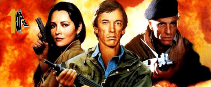 Wild Geese II (Roy Budd) Les oies se cachent pour mourir