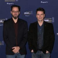 Le César pour Romain Greffe et Vincent Blanchard Le duo de musiciens a été distingué ce vendredi par l'Académie des Arts et Techniques du Cinéma Français