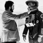 Kubrick sur le tournage de 2001