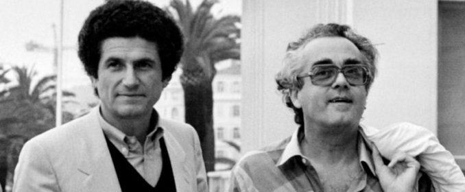 Claude Lelouch et Michel Legrand