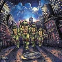 Teenage Mutant Ninja Turtles (John Du Prez) UnderScorama : Avril 2019