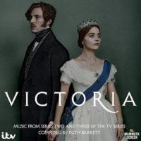Victoria (Series 2 & 3) (Ruth Barrett) UnderScorama : Mars 2019