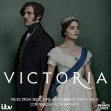 Victoria (Series 2 & 3) (Ruth Barrett) UnderScorama : Mars 2019