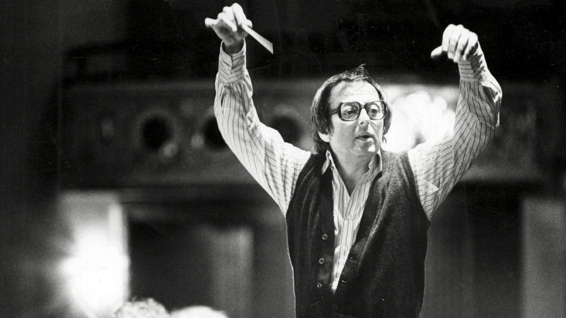 Andre Previn (1929-2019) Photo 02