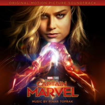 Captain Marvel (Pinar Toprak) UnderScorama : Avril 2019