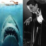 Jaws et Dracula en ciné-concert