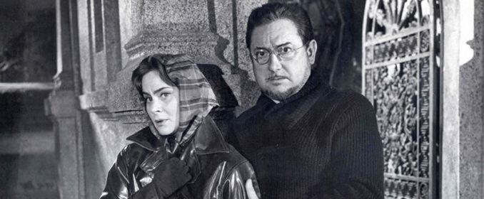 Alida Valli & Pierre Brasseur