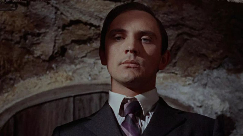 Terence Stamp dans The Collector