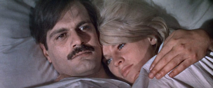 Omar Shariff & Julie Christie