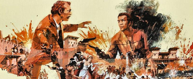 Villa Rides / El Condor (Maurice Jarre) Vamos a Matar, Compañeros !