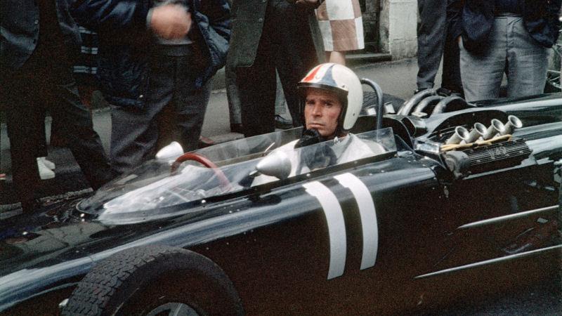 James Garner dans Grand Prix