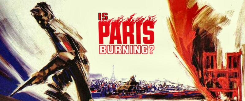 Is Paris Burning? (Maurice Jarre) Monuments Men
