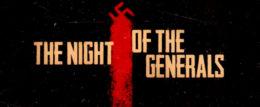 Night Of The Generals (Maurice Jarre) L'Armée du Crime