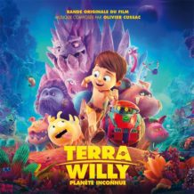 Terra Willy : Planète Inconnue (Olivier Cussac) UnderScorama : Avril 2019