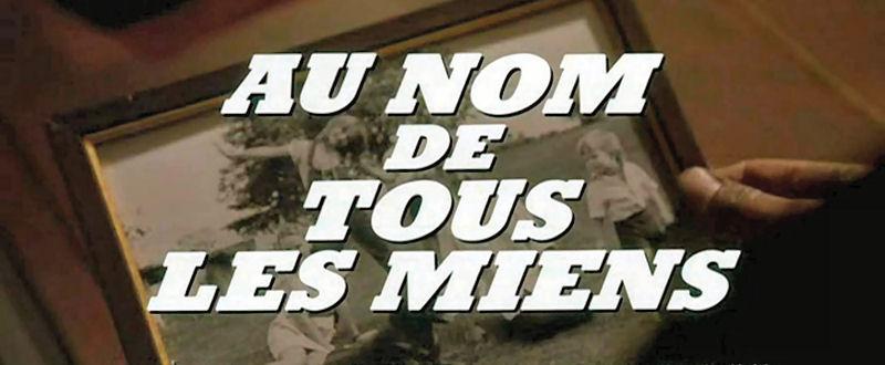 Au Nom de Tous les Miens (Maurice Jarre) Voyage au Bout de la Nuit