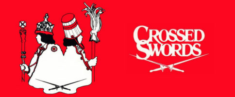 Crossed Swords Banner