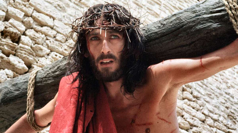 Robert Powell dans Jesus Of Nazareth