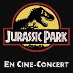 Jurassic Park en ciné concert