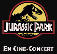 Jurassic Park bientôt à Lille en ciné-concert