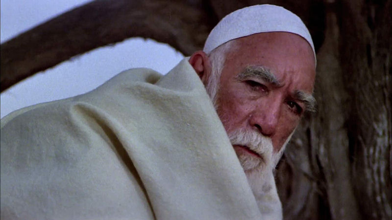 Anthony Quinn dans Lion Of The Desert