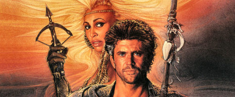 Mad Max Beyond Thunderdome Banner