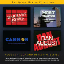 Quinn Martin Collection (The)  (Volume 1) (Jerry Goldsmith, Lalo Schifrin…) UnderScorama : Juin 2019