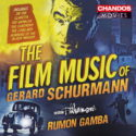 Film Music Of Gerard Schurmann (The) (Gerard Schurmann) UnderScorama : Août 2019