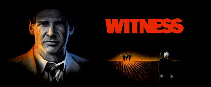 Witness (Maurice Jarre) Amish Paradise