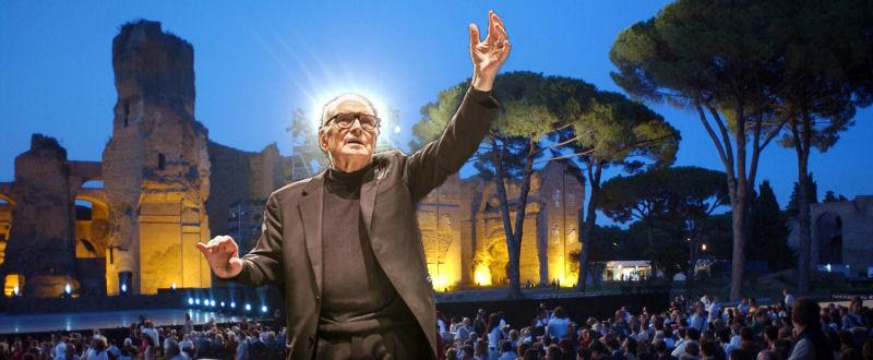 Ennio Morricone : bouquet final !