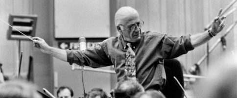 Jerry Goldsmith 1929-2004 Banner