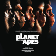 Planet Of the Apes Collection (Jerry Goldsmith, Leonard Rosenman & Tom Scott) UnderScorama : Septembre 2019