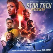 Star Trek: Discovery (Season 2) (Jeff Russo) UnderScorama : Août 2019