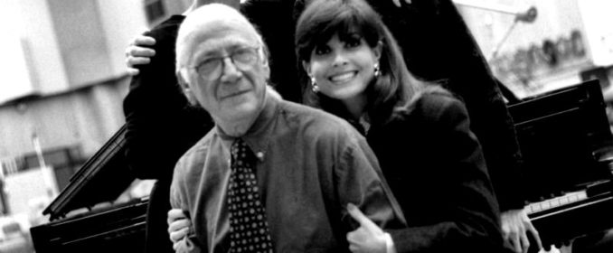Jerry Goldsmith et son épouse Carol