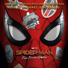 Spider-Man: Far From Home (Michael Giacchino) UnderScorama : Juillet 2019