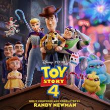Toy Story 4 (Randy Newman) UnderScorama : Juillet 2019
