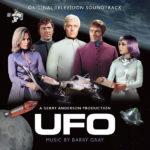 UFO (Barry Gray) UnderScorama : Octobre 2019