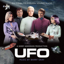 UFO (Barry Gray) UnderScorama : Octobre 2019
