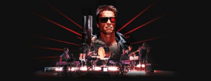 The Terminator au Palais des Congrès