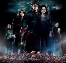 Harry Potter et La Coupe de Feu en ciné-concert