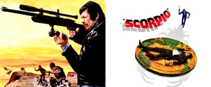 The Mechanic (1972) / Scorpio (1973)