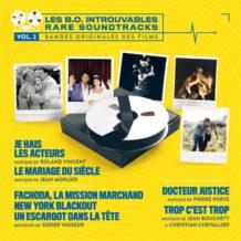 BO Introuvables (Les) – Vol. 2 (Roland Vincent, Didier Vasseur, Pierre Porte…) UnderScorama : Octobre 2019