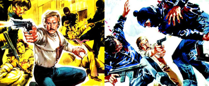 Napoli Violenta (1975) / Roma Violenta (1976)