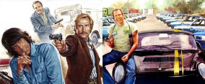 Il Cinico, l'Infame, il Violento (1977) / Poliziotto Sprint (1977)