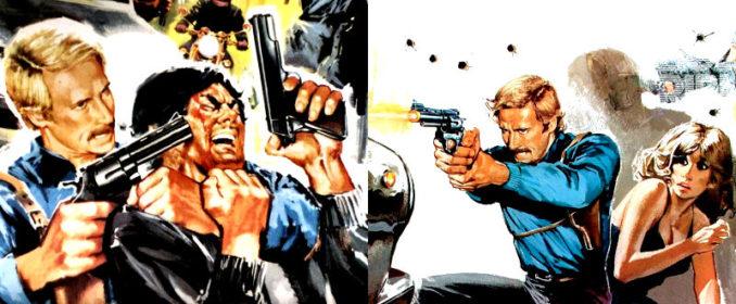 Poliziotto Senza Paura (1978) / Poliziotto Solitudine e Rabbia (1980)