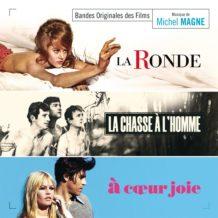 Ronde (La) / La Chasse à l'Homme / A Coeur Joie (Michel Magne) UnderScorama : Août 2019