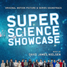 Super Science Showcase (David James Nielsen) UnderScorama : Août 2019