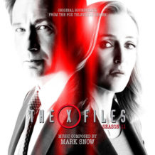 X-Files (The) (Season 11) (Mark Snow) UnderScorama : Août 2019