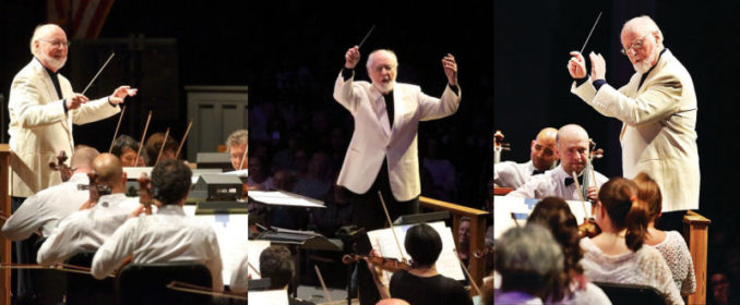 John Williams, John Williams et John Williams